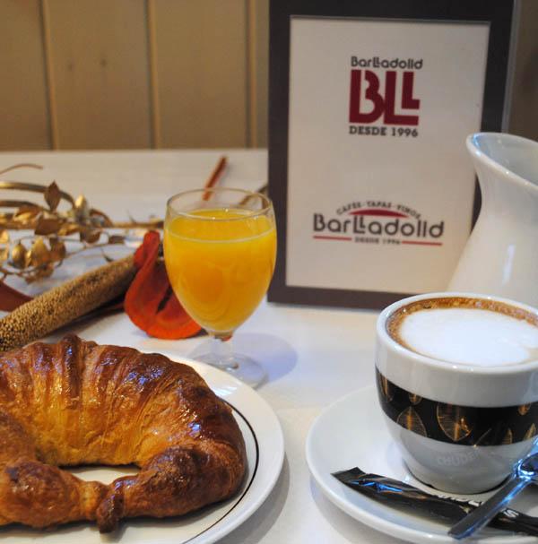 Desayunos-Barlladolid
