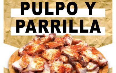 PULPO Y PARRILLA EN FERIAS DE VALLADOLID del 6  al 15 de septiembre